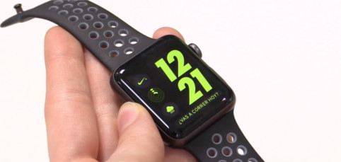 Review Apple Watch Nike +