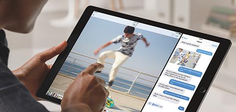 5 novedades alucinantes de iOS 9 en el iPad Pro