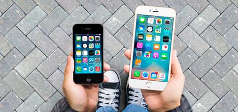 ¿Cómo traspasar tus datos de tu viejo iPhone a tu nuevo iPhone?