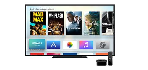 Review del Apple TV, el perfecto centro multimedia