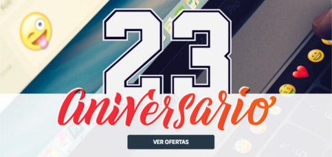 Estas son las ofertas del 23 aniversario de K-tuin