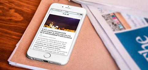 Las mejores aplicaciones de noticias para el iPhone y iPad