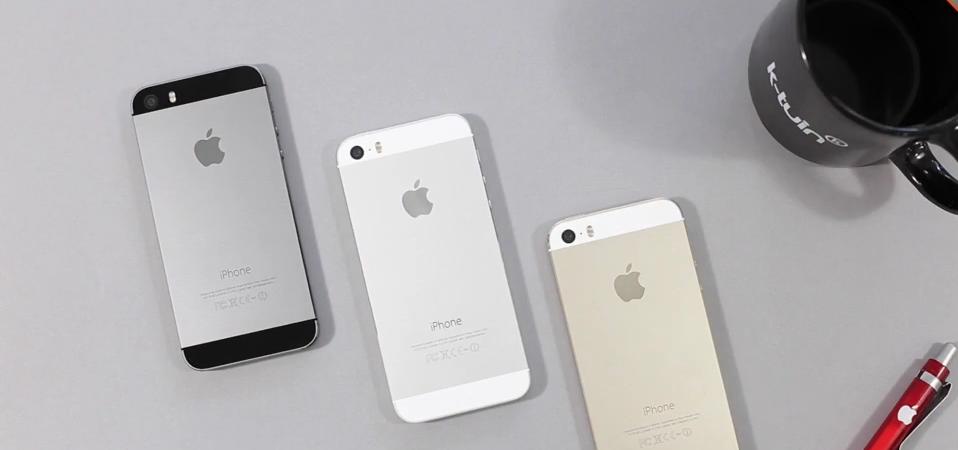 Resumen Presentación iPhone 5S