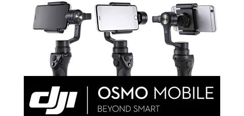 Osmo Mobile: Grabaciones de vídeo profesional con tu iPhone