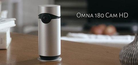 Review Omna 180 HD: Controla tu casa desde el iPhone