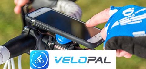 Velopal la aplicación para los amantes del ciclismo