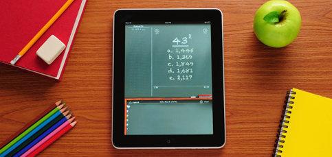 6 apps que ayudarán a los peques a hacer los deberes en casa