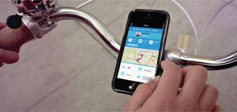 Las mejores apps del momento para montar en bici