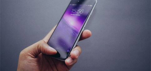 Una herramienta escondida en el botón de inicio de tu iPhone
