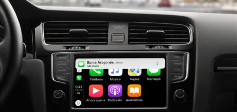 Estas vacaciones viaja con CarPlay