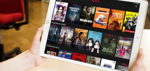 Descarga las series y películas de Netflix directamente en el iPad