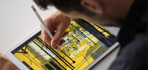 5 Aplicaciones recomendadas para dibujar en el iPad