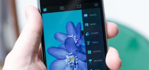Enlight: Edición fotográfica muy pro en tu iPhone