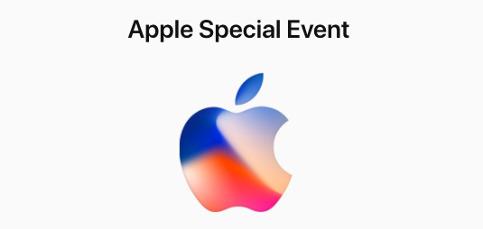 Evento de Apple confirmado: Martes 12 de Septiembre