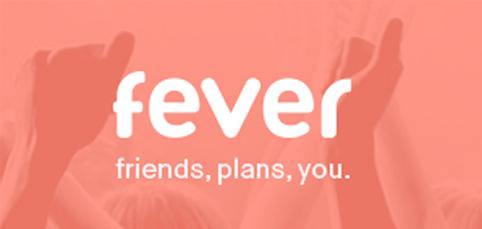 Fever: Los mejores planes de tu ciudad.