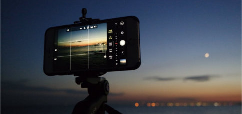 Fotografía nocturna con el iPhone