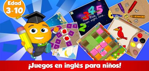 Fun English: Aprende inglés con juegos para niños