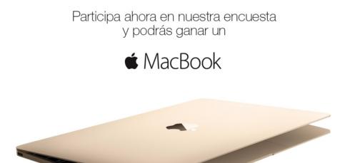 El ganador del sorteo del MacBook es...