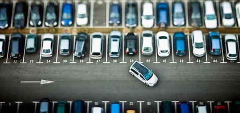 Cómo utilizar Siri para localizar mi coche en el aparcamiento