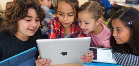 Como el iPad ha revolucionado el mundo de la educación
