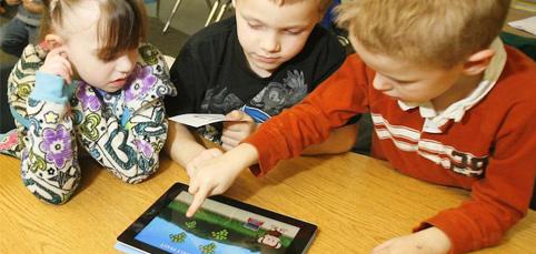 Truco: Para configurar el iPad de un niño