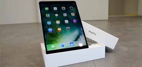Nuevo iPad pro de 10'5 pulgadas