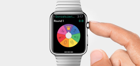 5 juegos para probar en el Apple Watch