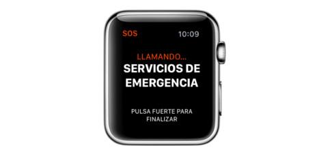 Tus dispositivos de Apple te ayudan frente a una emergencia