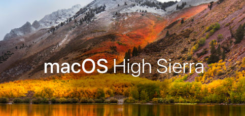 macOS High Sierra ya disponible. Estas son sus novedades.