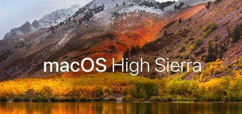 macOS High Sierra ya disponible. Estas son sus novedades.