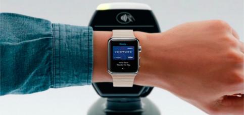 Estas vacaciones paga con el Apple Watch