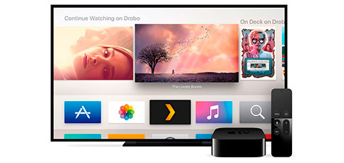 Apple TV: un centro multimedia con muchos centros multimedia