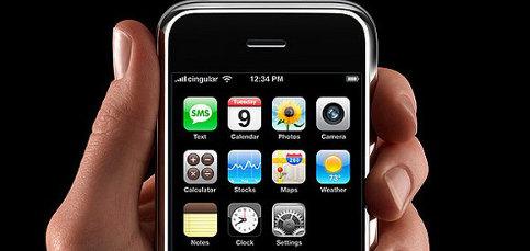 Las primeras aplicaciones de iOS ¿Cómo eran?