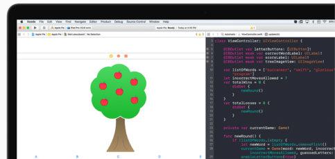 Apple lanza un plan de estudio para el desarrollo de apps