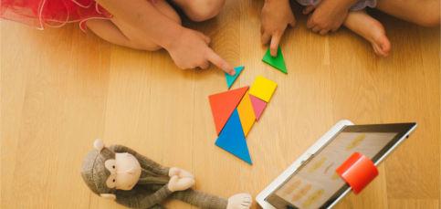 OSMO: El juego educativo para iPad que utiliza inteligencia artificial