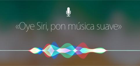 Hazle las peticiones musicales que quieras a Siri