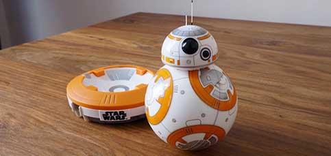 Review del Droide de Star Wars BB-8