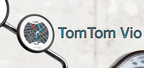 Review GPS TomTom Vio