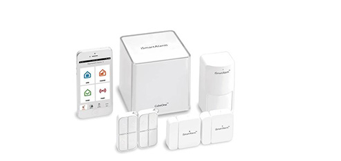 iSmart Alarm: sistema de seguridad para el hogar