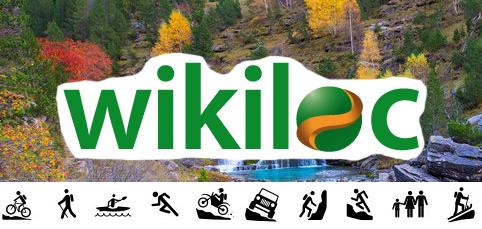 Wikiloc tu compañera de excursiones
