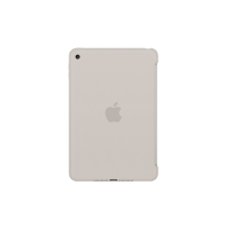 Funda Silicone Case para el iPad mini 4 Piedra