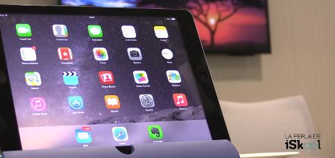Duplica la pantalla de tu iPad en tu televisión