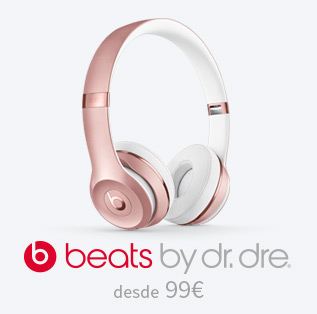 Comprar auriculares beats de Apple.
