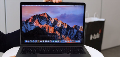 Review MacBook Pro