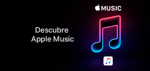 8064489c614 Vive la música con Apple Music - Blog K-tuin