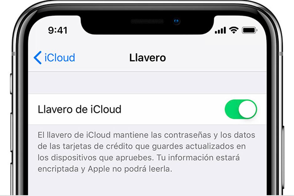 Sabes lo que es el llavero de iCloud? Descubre todo su potencial