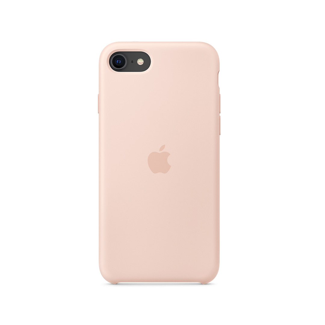 funda iphone 6 silicona rosa
